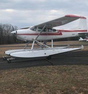 Aviation seaplane