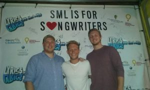 Back Creek wins songwriters festival